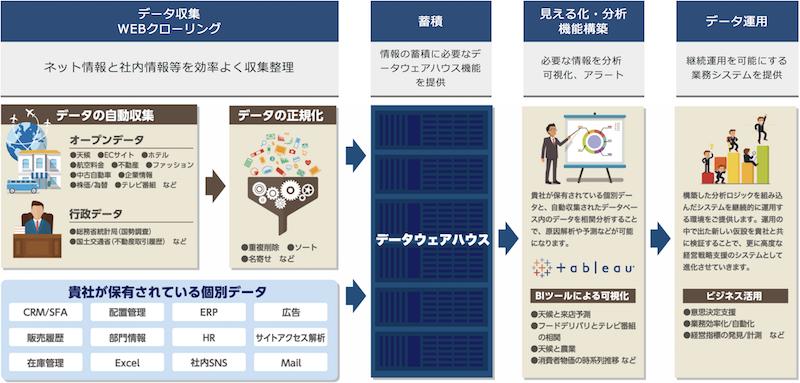 データ運用基盤構築支援