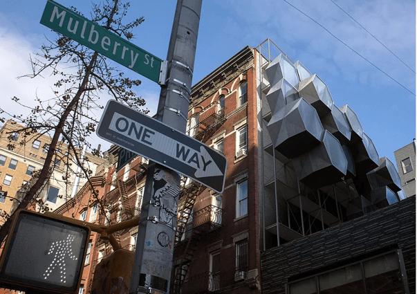 アメリカ ニューヨークのホームレス問題